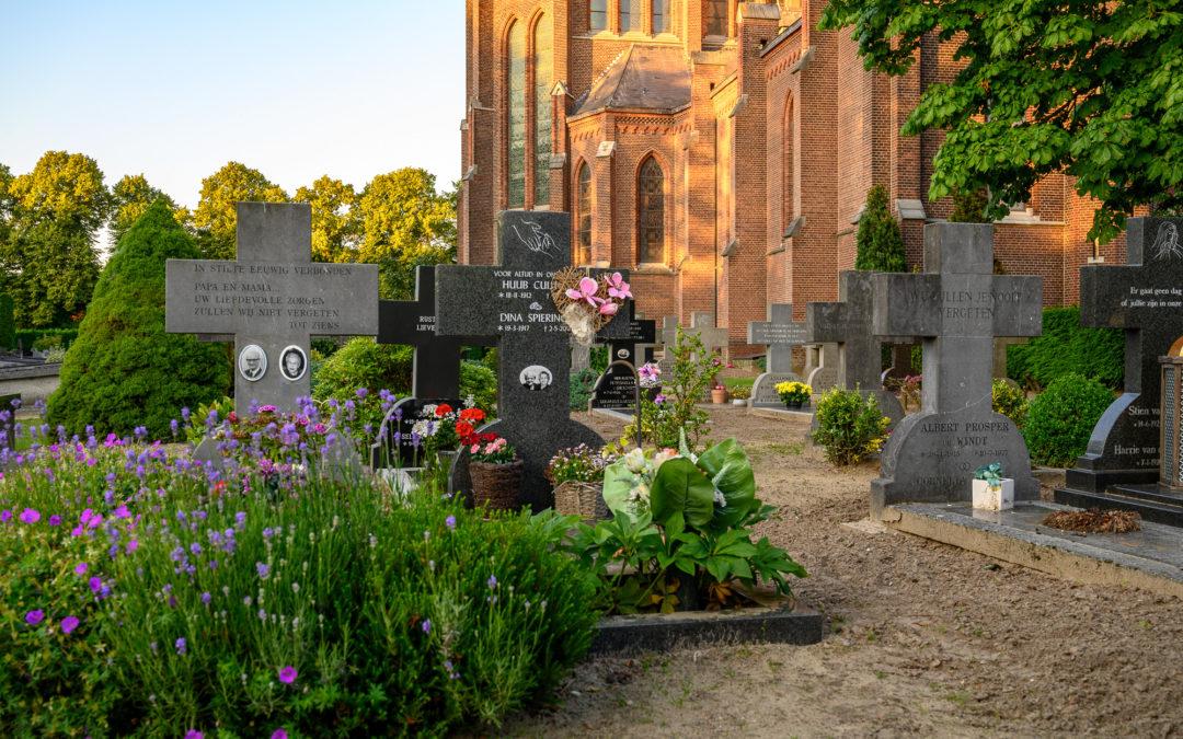 Kerkhof St. Petrusbasiliek